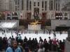 Eislaufen am Rockefeller Center