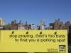 Werbung Highline Park