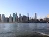 Skyline from Brooklyn Bridge Park